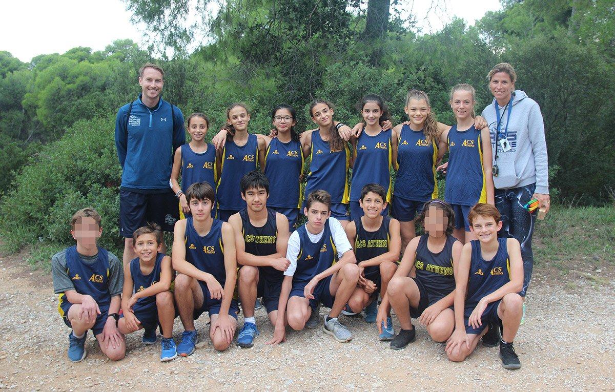 Cross Country (Junior Varsity & Varsity Teams)