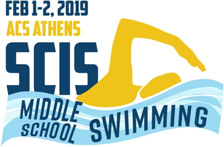 SCIS Middle School Swimming Championships 2019
