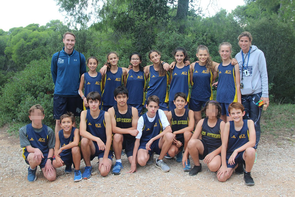 Cross Country (Junior Varsity & Varsity Teams)