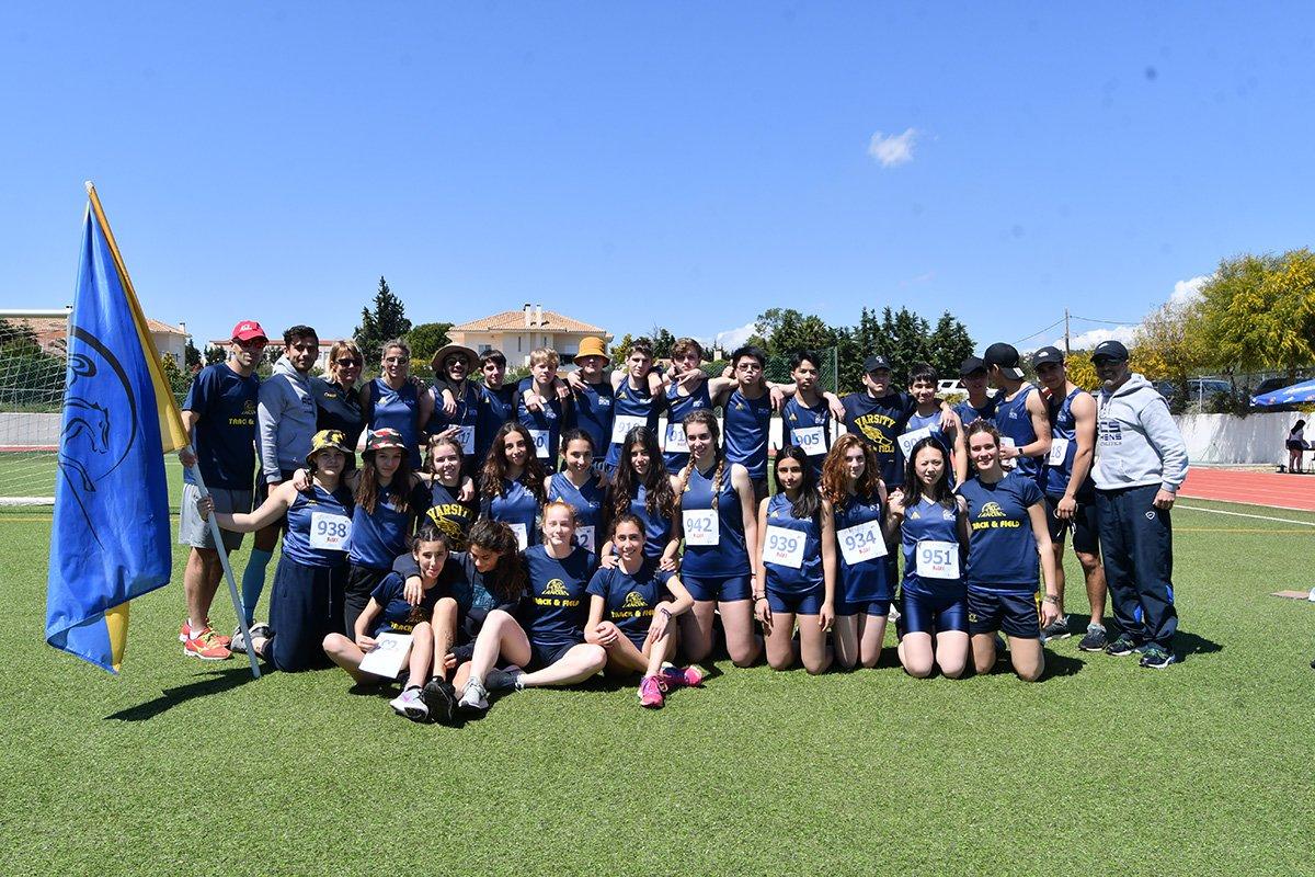 High School Track & Field Team