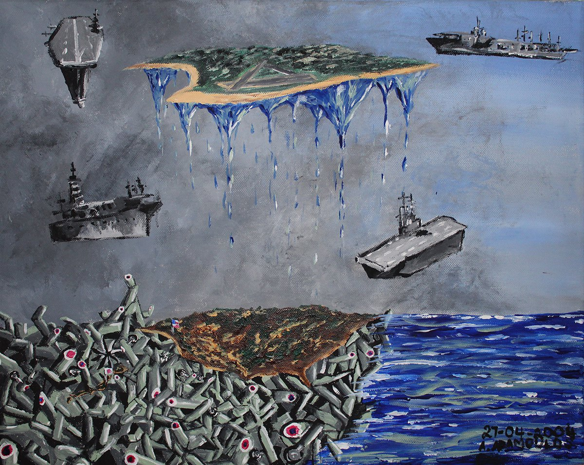 Ariana Adamopoulou - The Battle of Midway