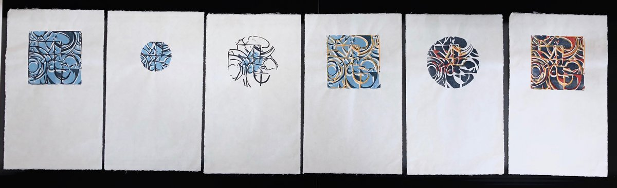 Nefeli Naoum - Interdependent Cycles (series)