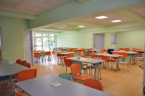 Elementary cafeteria